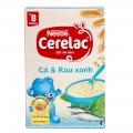 Bột Ăn Dặm Nestle Cerelac Cho Bé Từ 8 Tháng Tuổi