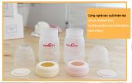 Set 2 Bình Trữ Sữa Spectra Cổ Rộng 160ml Không BPA