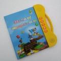 Sách Điện Tử Song Ngữ Anh - Việt Cho Bé Từ 2 Đến 7 Tuổi
