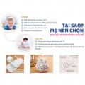 Bỉm Vải, Tã Vải Mommykids Cho Bé Từ 1 - 24 Tháng Tuổi