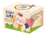 Gạc Rơ Lưỡi Baby Bro Cho Bé 25 Miếng