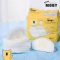 Hộp 60 Miếng Lót Thấm Sữa Moby Thái Lan