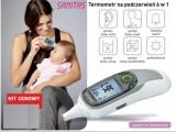 Nhiệt Kế Điện Tử Sanitas SFT77 Của Pháp