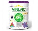 Sữa Vinlac Baby Cho Bé 0-12 Tháng - Bé Tăng Cân, Cao Lớn