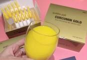 [50 Ống] Tinh Chất Nghệ Nano Curcumin Gold Golden Gift