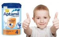 Sữa Aptamil Số 4 Cho Trẻ 2-3 Tuổi 800g