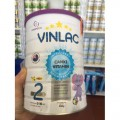 Sữa Bột Vinlac Số 2 - 900g (Dành Cho Bé 3-10 Tuổi)