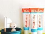 Kem Chống Nắng Cho Trẻ Em Thinkbaby Safe Sunscreen SPF 50