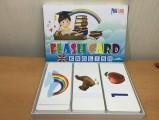 Bộ Thẻ Flash Card Dạy Trẻ Tiếng Anh