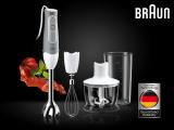 Máy Xay Cầm Tay Braun Sauce Vario MQ535 - 600w