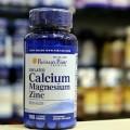 Viên Uống Hỗ Trợ Bổ Sung Calcium, Magnesium & Zinc 100 Viên
