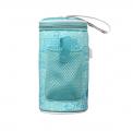 Túi Ủ Giữ Nhiệt Bình Sữa Ichiko Khóa Kéo, Nắp Đậy Nhật Bản