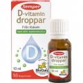 Semper D-Vitamin Droppar Tăng Sức Đề Kháng Cho Trẻ