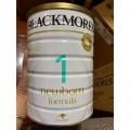 Sữa Blackmores 1 Cho Trẻ Từ 0-6 Tháng Tuổi