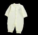 Bộ Bodysuit Coton Dài Tay Cho Bé Sơ Sinh Từ 3 -14kg