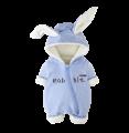 Bộ Body Tai Thỏ Trần Bông Cho Bé Hàng Xuất Siêu Đẹp