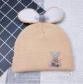 Mũ Len Cho Bé Tai Thỏ 2 Lớp Giữ Ấm