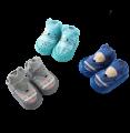 Giày Tất Tập Đi Cho Bé Hỗ Trợ Chống Trơn Trượt  Từ 3 Đến 24 Tháng