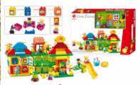 Bộ Đồ Chơi Lắp Ráp Ngôi Nhà Mơ Ước Toyshouse