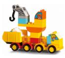 Bộ Mô Hình Lắp Ráp Phương Tiện Cứu Hộ Giao Thông Toyshouse