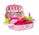 Hộp Bếp Nấu Ăn Hình Ô Tô Toys House