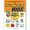 Combo 4 Sách Phát Triển Trí Tuệ Cho Trẻ Từ 5 - 6 Tuổi
