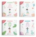 Combo 4 Cuốn Sách Ehon Bé Thích Ăn Món Nào Nhỉ Cho Trẻ Từ 0 Đến 3 Tuổi