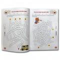 Bộ Sách Hỗ Trợ Rèn Luyện Khả Năng Tập Trung Cho Bé Từ 3 - 6 Tuổi
