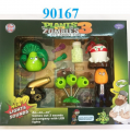 Bộ Đồ Chơi Cuộc Đại Chiến Giữa Plants Với Zombies