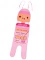 Tấm Lót Thoáng Khí Naforye - Hình Cookies Màu Hồng