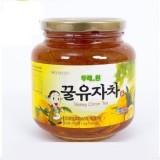 Mật ong chanh Hàn Quốc - giảm ho hiệu quả