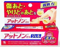 Kem Hỗ Trợ Làm Mờ Sẹo Kobayashi 15g Xuất Xứ Nhật Bản