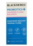 Men Vi Sinh Hỗ Trợ Trị Viêm Âm Đạo Blackmores Probiotics+ Womens Flora Balance