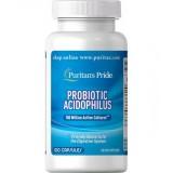Men Vi Sinh Probiotic Acidophilus Puritan's Pride Cải Thiện Tiêu Hóa
