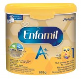 Sữa Enfamil A+ Canada Stage 1 Cho Bé Từ 0-12 Tháng Tuổi