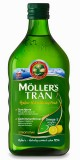 Dầu gan cá tuyết Moller's Tran Lemon 250ml