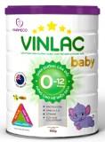 [900g] Sữa Vinlac Baby Cho Bé 0-12 Tháng - Bé Tăng Cân, Cao Lớn