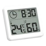 Nhiệt ẩm kế màn hình LCD dùng  trong nhà, ngoài trời