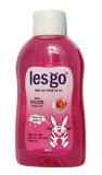 Nước súc miệng trẻ em Lesgo chứa Xylitol không cay