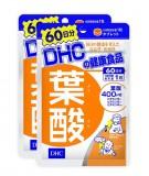 Viên uống DHC  Acid Folic bổ sung vitamin cho bà bầu Nhật Bản