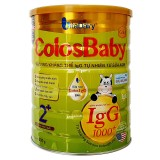 Sữa Bột Colosbaby Gold 2+ 800gr