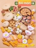 Bộ đồ chơi nấu ăn 84 chi tiết cho bé