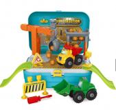 Bộ đồ chơi vali xây dựng Bowa 56 món