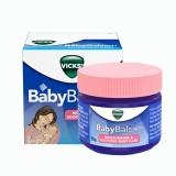 Vicks Baby Balsam – Dầu Bôi Giữ Ấm Cơ Thể Cho Bé