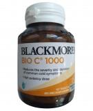Viên Uống Blackmores Bio C 1000mg Hỗ Trợ Bổ Sung Vitamin C