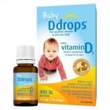 Vitamin D3 Baby Ddrops cho Trẻ Sơ Sinh