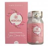 Viên uống thơm cơ thể & nội tiết tố nữ Hebora