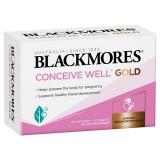 Blackmores Conceive Well Gold - Viên Uống Hỗ Trợ  Tăng Khả Năng Thụ Thai Của Úc