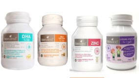 Combo vitamin bổ sung dưỡng chất và tăng chiều cao cho trẻ