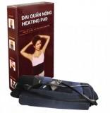 Đai Quấn Nóng Heating Pad Giảm Mỡ Bụng Cho Mẹ